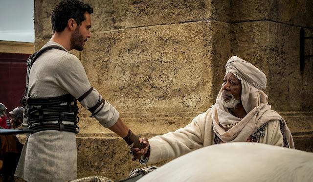 Ben-Hur | Entrevista com Jack Huston e artes inéditas do épico