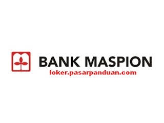 lowongan kerja bank terbaru PT Bank Maspion Indonesia Tbk di Palembang 2018