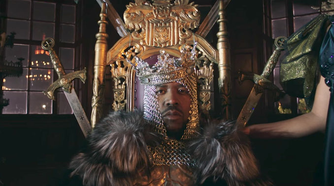 """Big Boi Joins Highly-Anticipated Sony Feature, """"Superfly"""""""