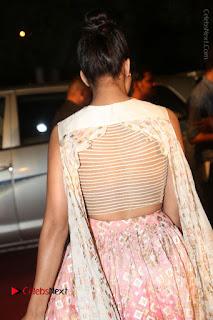 Actress Lavanya Tripati Stills in Beautiful Dress at Gemini TV Puraskaralu 2016 Event  0073.JPG