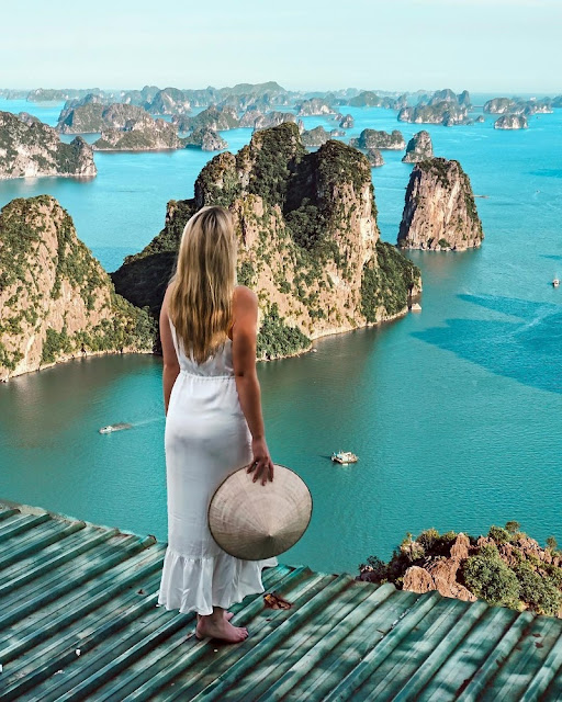 Top 20 most beautiful places in the world have 2 names from Vietnam 16