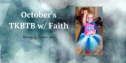 October's TKBTB with Faith & Halloween Favorites