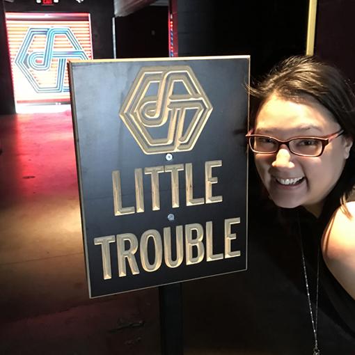 Little Trouble | Nikki, aka @atlantafoodie