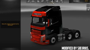 New Volvo FH 2013 fixed