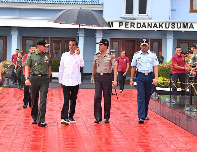 Kunjungan Kerja ke Jateng, Jokowi Akan Sambangi Purbalingga dan Banjarnegara