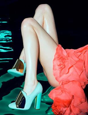 zapatos de fiesta para gorditas