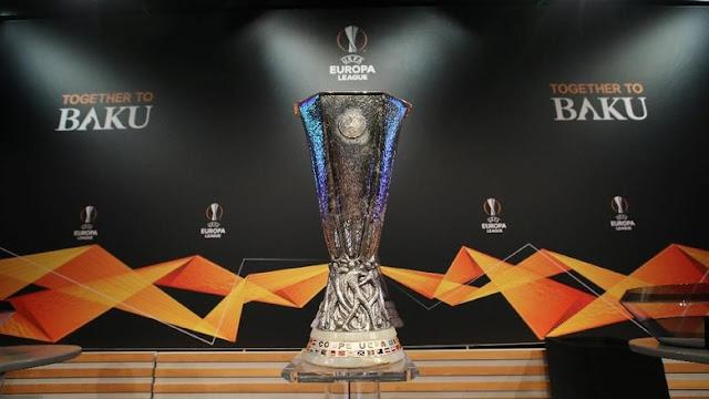 Hasil Lengkap Liga Europa Babak 16 Besar
