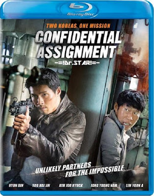 Confidential Assignment 2017 Dual Audio 720p BRRip 600Mb x265 HEVC