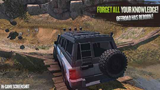 Game Mobil Offroad Android Revolution Offroad MOD APK