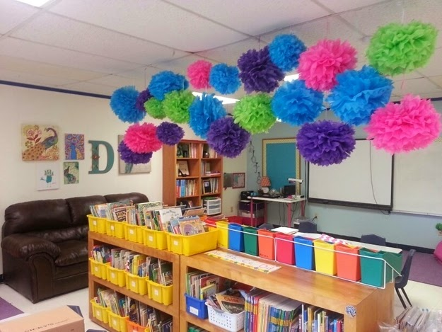 One of our favorite decorating ideas on the list turns board games into wall art by mounting them on the wall. & RTR Kids Rugs: Classroom Decorating Ideas for Teachers