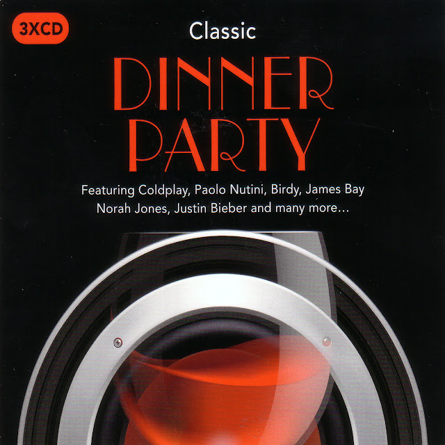 Download [Mp3]-[Hot New Album] รวมพลงสากลสำหรับไว้ฟังตอนดินเนอร์ฟังแบบสบายๆ VA – Classic Dinner Party (2016) @320kbps 4shared By Pleng-mun.com