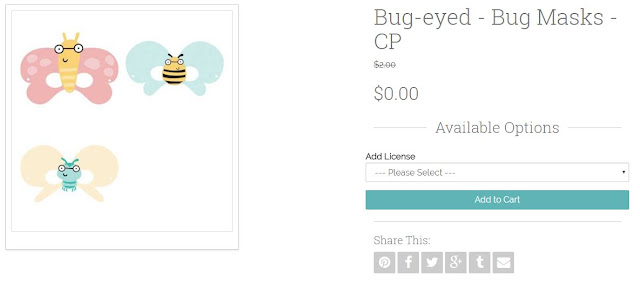 Bug-eyed mask, bug-eyed collection, ilove2cutpaper, LD, Lettering Delights, Pazzles, Pazzles Inspiration, Pazzles Inspiration Vue, Inspiration Vue, Print and Cut, svg, cutting files, templates, Silhouette Cameo cutting machine, Brother Scan and Cut, Cricut