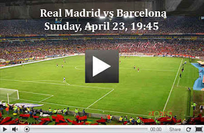 Partido Real Madrid vs Barcelona