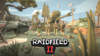 Raidfield 2 Apk Download