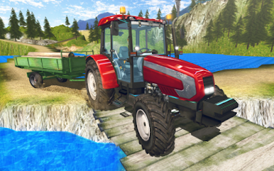 Tractor Driver Cargo 3D APK