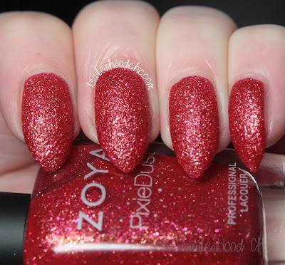 zoya linds seashells pixie dust review swatches