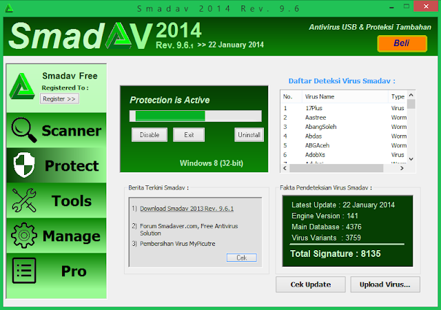 Download Antivirus Smadav Portable