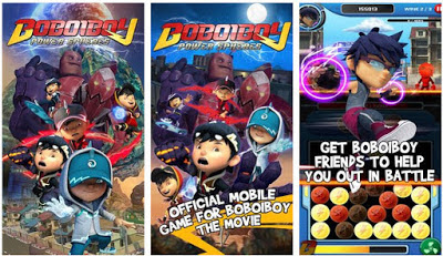 BoBoiBoy: Power Spheres MOD Apk Full Unlimited Terbaru Gratis