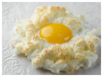 Resepi Cloud Egg Yang Mudah