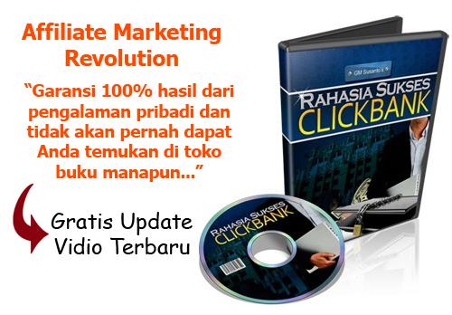 Belajar Lewat Vidio Sukses Clickbank Gm Susanto