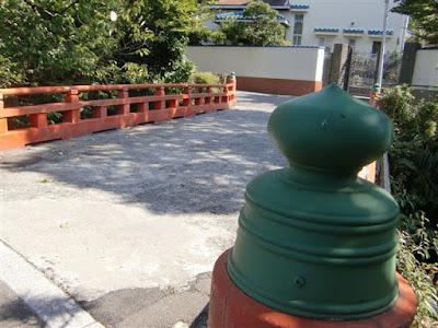 滑川・琴弾橋