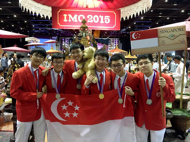 Sinh viên Singapore