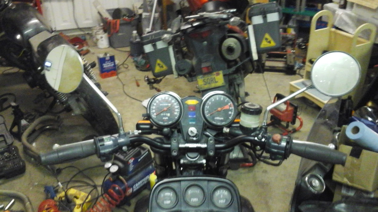 Motorcycling the Last Frontier: GL1000 Project, Part 5