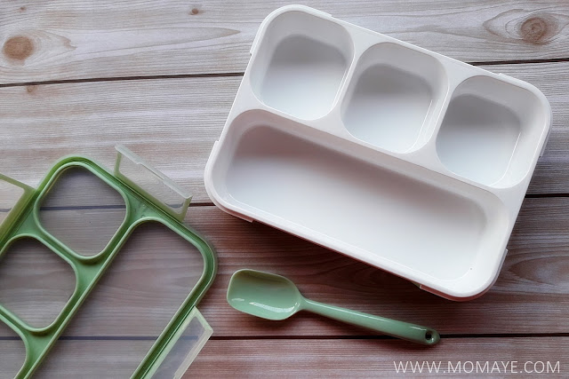 bento, bento lunch box, bento accessories, food portion containers, bento tools