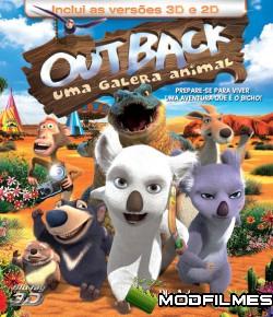 Capa do Filme Outback: Uma Galera Animal