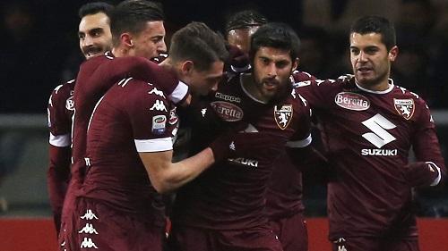 Torino không phải dạng vừa trong trận gặp Juventus