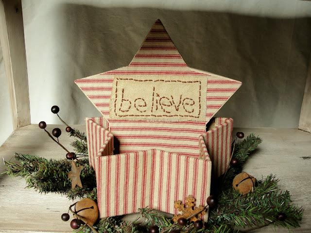 believe paper mache box