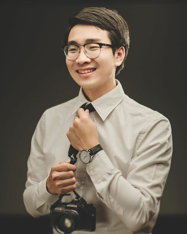Interview with a Korean photographer | Korea Blog