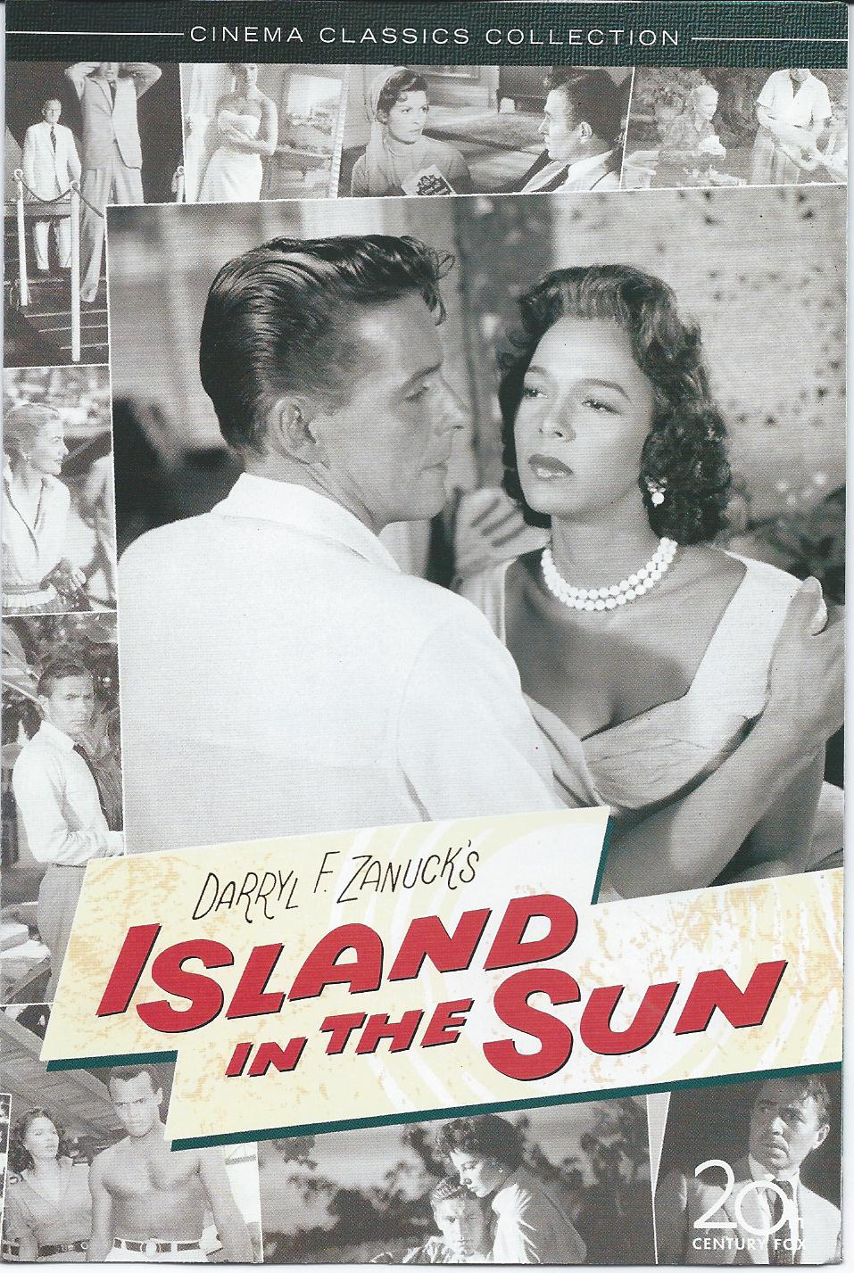 LEGENDARY DAME!: DVD UPDATE : ISLAND IN THE SUN .. 2006...