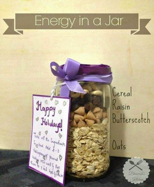 Energy in a Jar