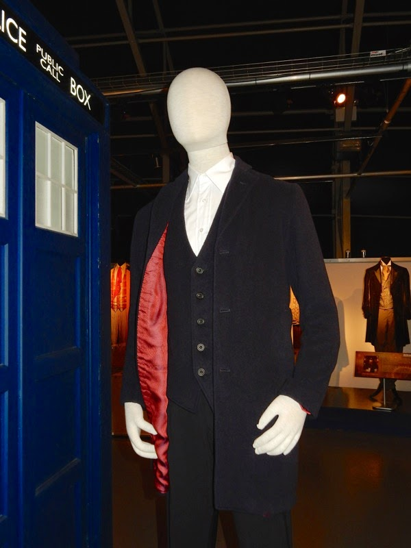 Twelfth Doctor Who costume