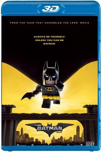 Lego Batman: la película (2017) 3D SBS Latino