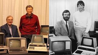Paul Allen dan Bill Gates