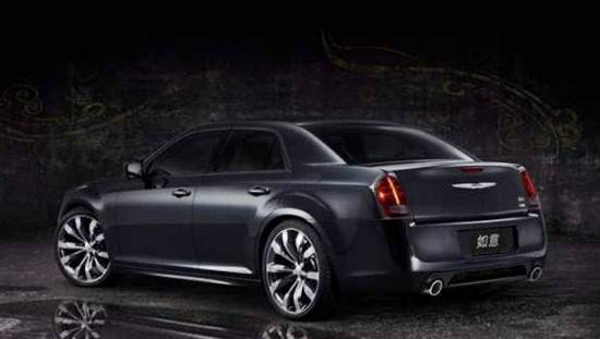 2017 Chrysler 300 Limited Redesign