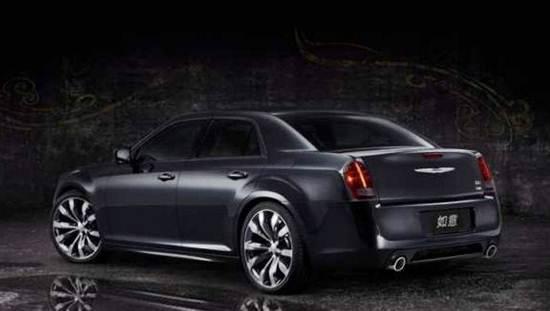 2017 Chrysler 300 Limited Redesign