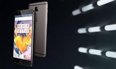 Harga OnePlus 3T, RAM 6GB Kamera Selfie 16MP
