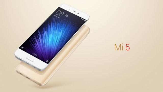 Harga dan Spesifikasi Xiaomi Mi5