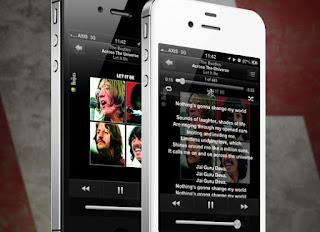 Cara Menampilkan Lirik Lagu ( Musik MP3 ) di iPhone dengan Tweaks LyricforMusic