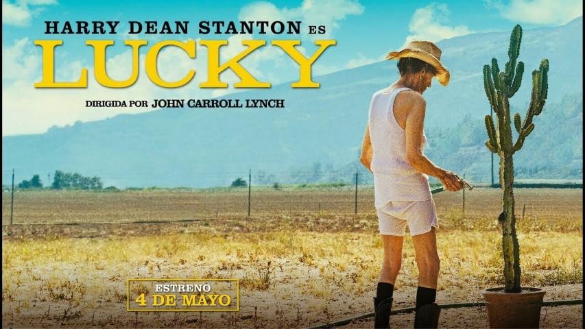 Cine  Crítica   Lucky  (2017) 5387928d9e1