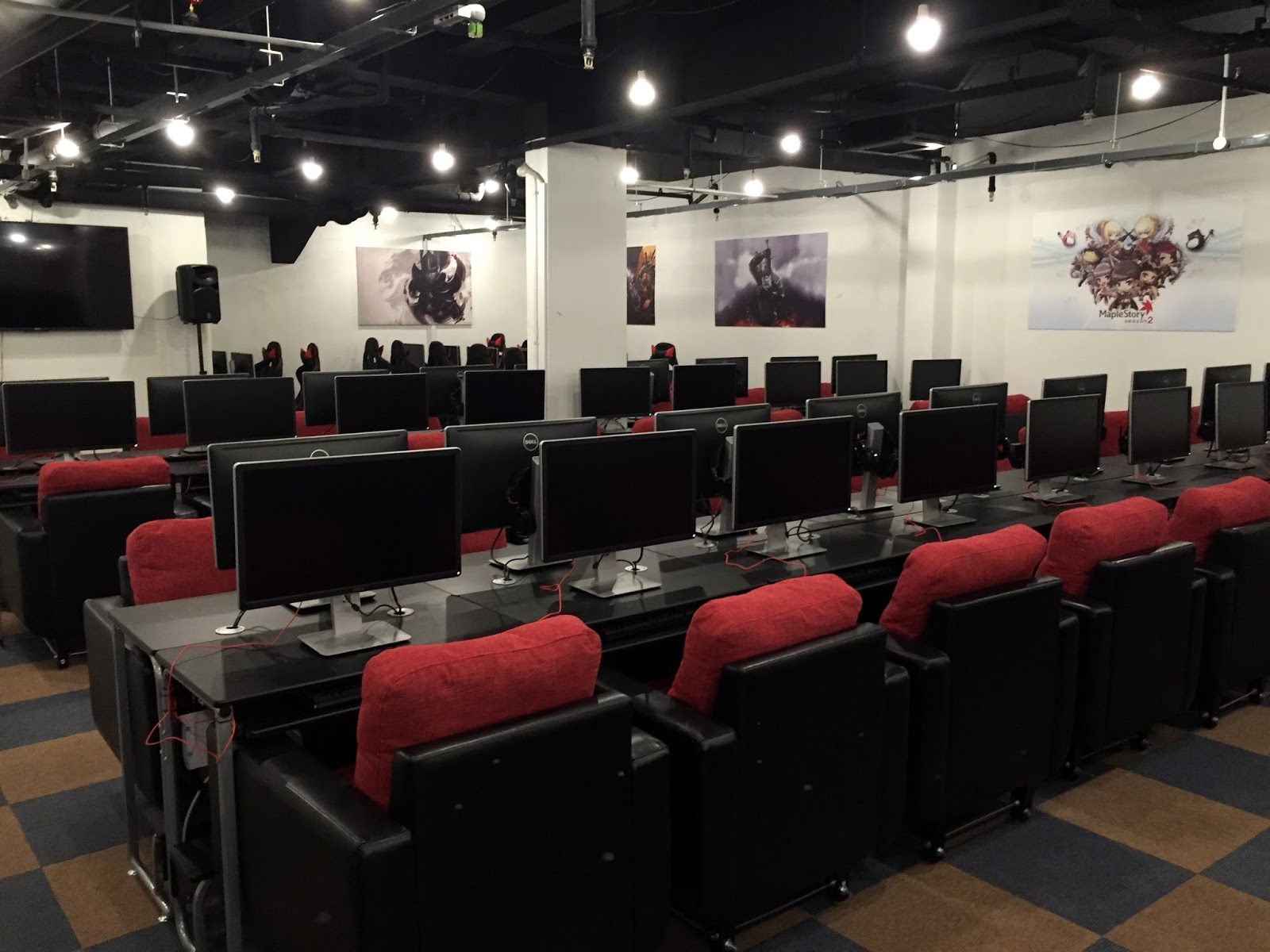 Asterisk The Newest Lan Gaming Centre In Singapore Enzo