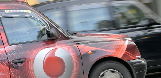 Vodafone y Ford desarrollan una tecnología para evitar accidentes