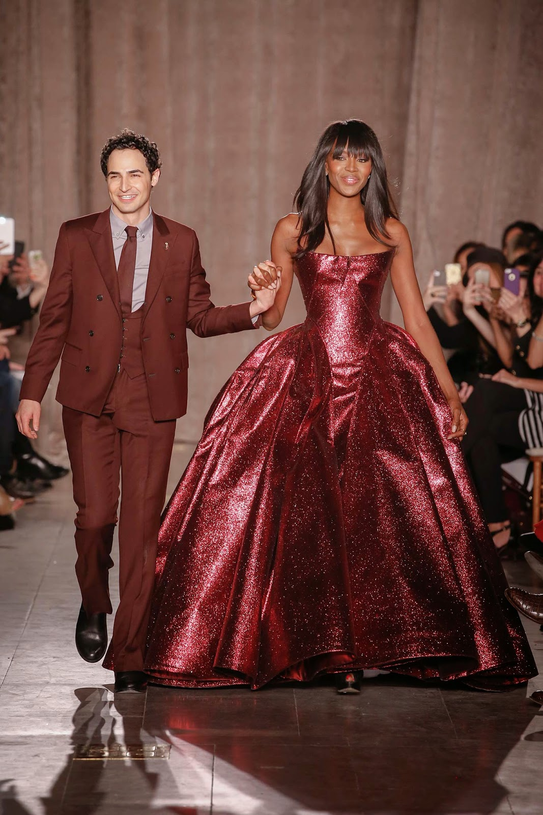 Zac Posen Autumn/Winter 2015 Collection | Ses Rêveries
