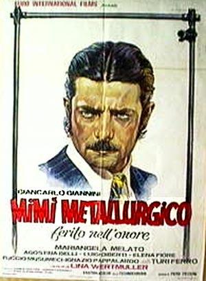 Mimi metallurgico ferito nell'onore movie