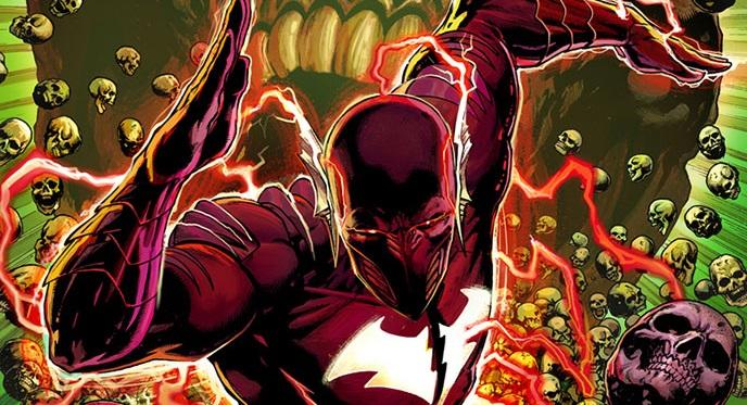 DC Comics Batman: The Red Death and Batman: The Murder Machine Comic Issue Cover