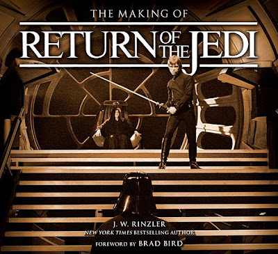jw rinzler making of return of the jedi