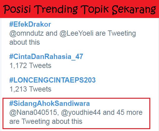 sidang-ahok-sandiwara-trending-topic